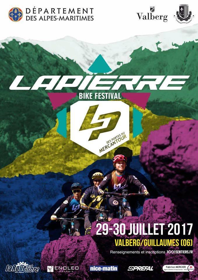 Lapierre BIKE Festival des Portes du Mercantour